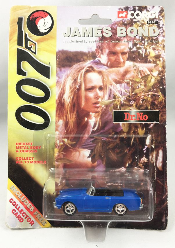 James Bond - Corgi (American Series) - Dr. No - Sunbeam Alpin (Réf.99261)