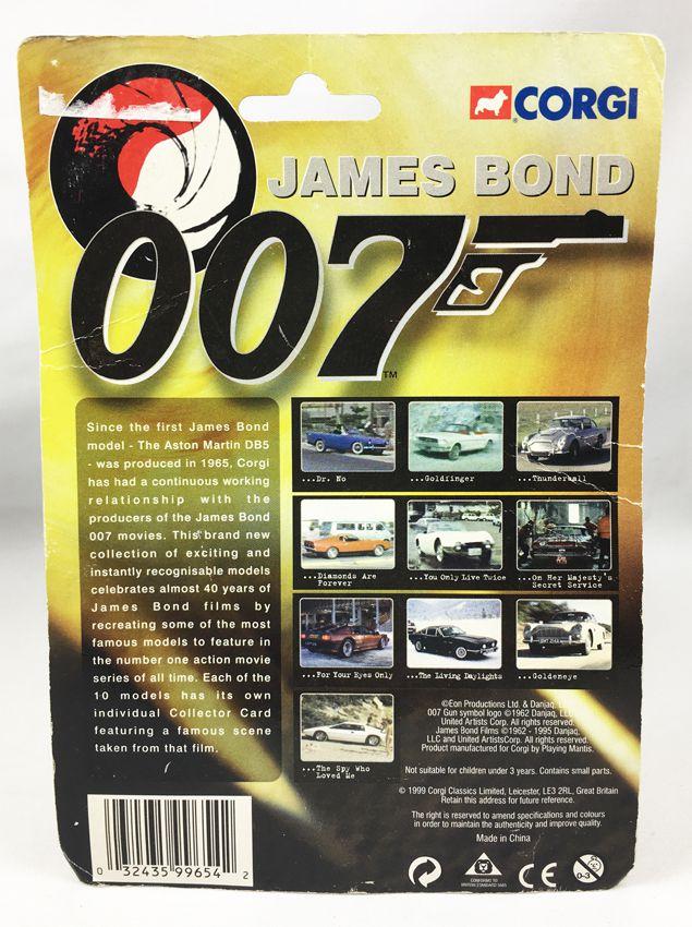 James Bond - Corgi (American Series) - You only live twice - Toyota 2000 GT (Ref.99654)