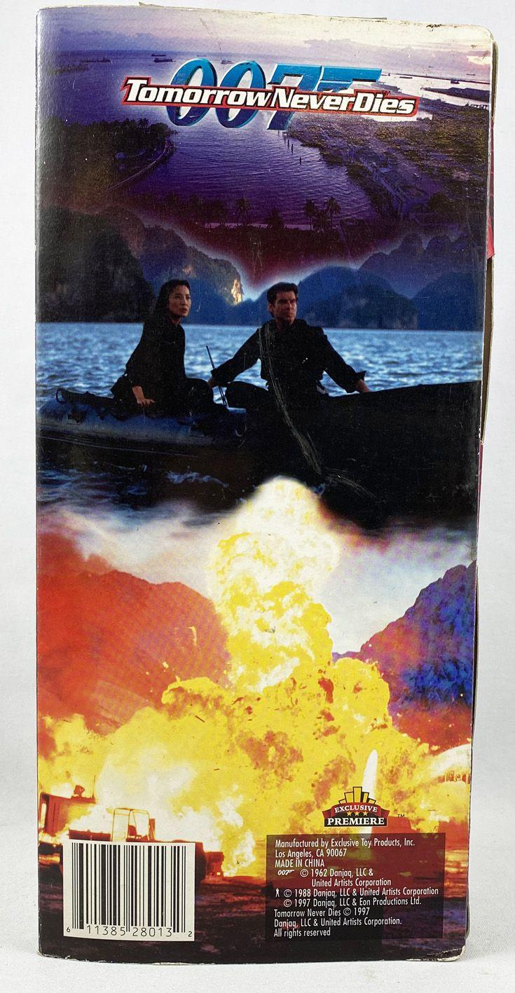 James Bond - Exclusive Première - Demain Ne Meurt Jamais Serie de trois figurines