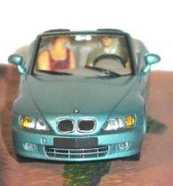 James Bond - GE Fabbri - Goldeneye - BMW Z3 F355GTS (Mint in box)