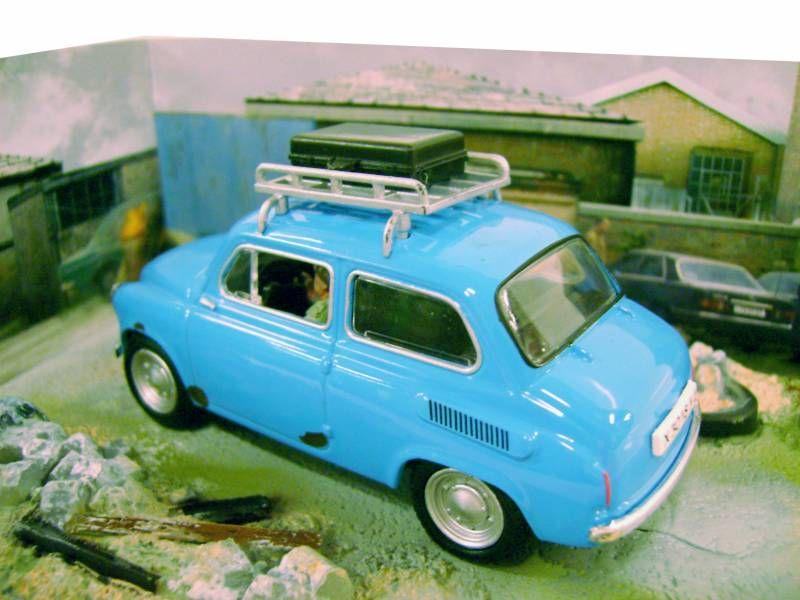 James Bond - GE Fabbri - Goldeneye - ZAZ-965A (Mint in box)