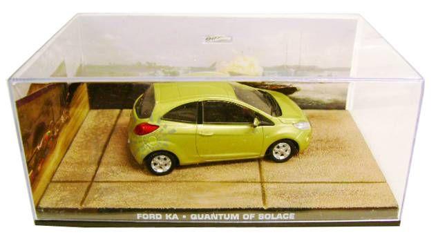 James Bond - GE Fabbri - Quantum of Solace - Ford KA ( (Mint in box)