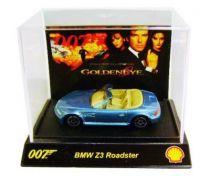 James Bond - Tic Toc (Shell) - GoldenEye - BMW Z3 Roaster (Scale 1:64°)