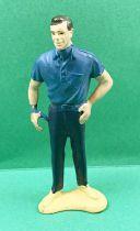 James Bond (Vintage) - Figurines Gilbert - James Bond (polo bleu)