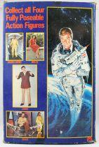 James Bond (Vintage) - Mego - Moonraker James Bond (neuf en boite)