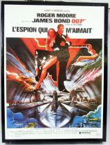 """James Bond 007 - Puzzle 1000 pièces \""""L\'Espion qui m\'aimait\"""" - MB (ref.3930.23)"""