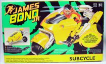 James Bond Jr. - Hasbro - Subcycle (neuf en boite)