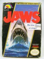 Les Dents de la Mer (Jaws) - Nintendo LJN Toys - Jeu Vidéo NES 8Bit (Vers. NTSC) 1987 01