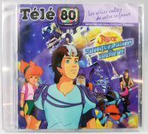 Jayce et les Conquérants de la Lumière - CD audio Télé 80 - Bande originale remasterisée