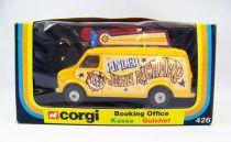 Jean Richard (Pinder) Circus - Corgi 1979 - Booking Office (Ref.426) mint in box