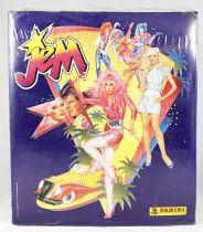 Jem - Album Panini (Album Vierge + Totalité des Vignettes) Neuf