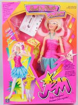 Jem - Flash\'n Sizzle Jem/Jerrica (mint in box)