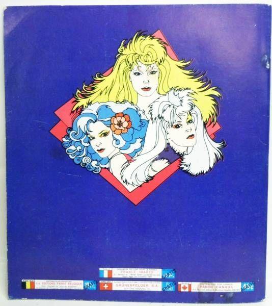Jem - Merchandising  - Panini Stickers collector book