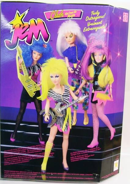 Jem - Misfits Clash (mint in box)