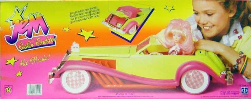 Jem - Rockin\' Roadster (mint in box)