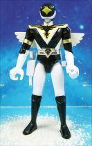 Jetman - Diecast Action Figure Bandai - Black Condor (loose)