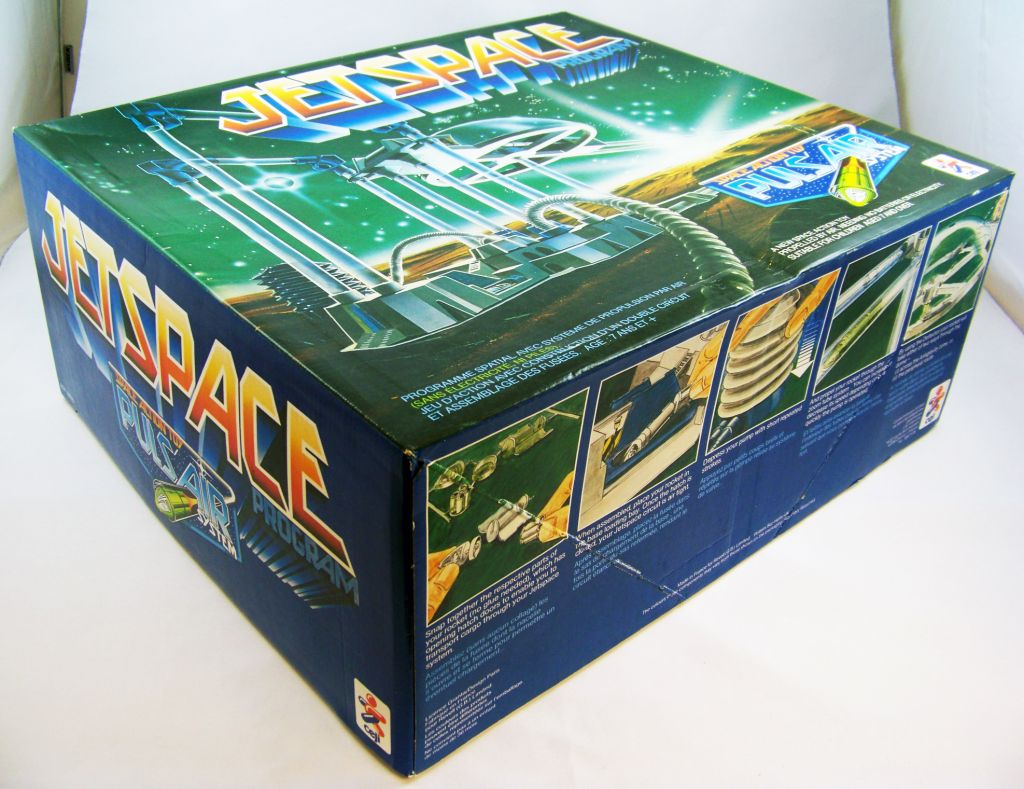 Jetspace Puls\'Air System - Revell Céji 1982 (occasion en boite) 02