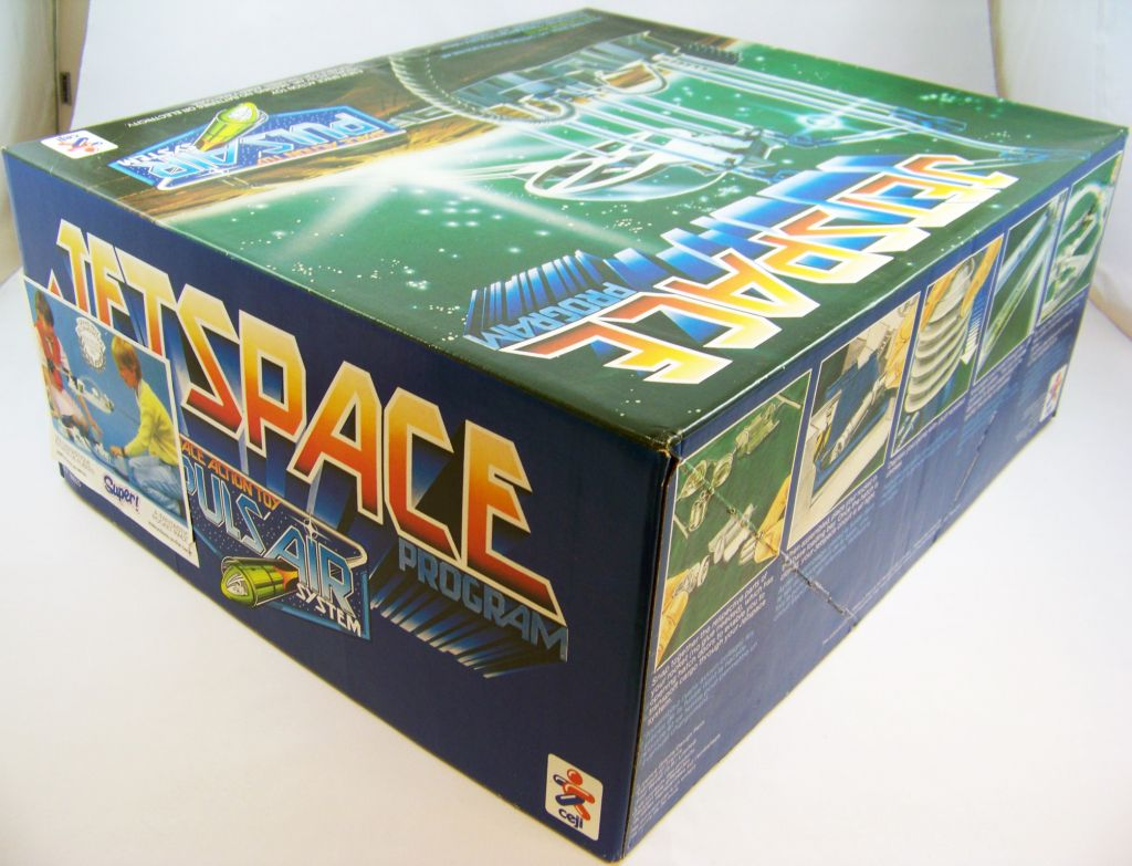 Jetspace Puls\'Air System - Revell Céji 1982 (occasion en boite) 03