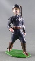 J.F. Le Jouet Fondu - Lead Soldiers 54 mm - Alpine Saluting 1