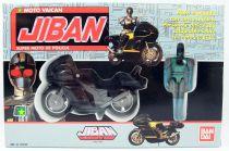 Jiban - Bandai - La Moto Vaican de Jiban
