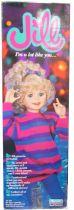 Jill - Poupée parlante animée 85cm - Playmates 1987