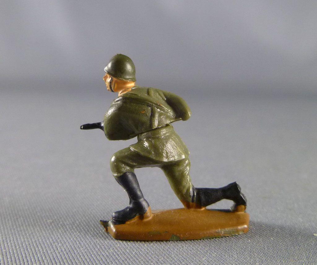 Jim - 28mm Démontable - Armées Modernes - Russe mitraillette