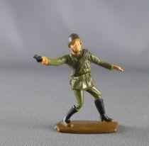 Jim - 28mm Démontable - Armées Modernes - Russe officier révolver