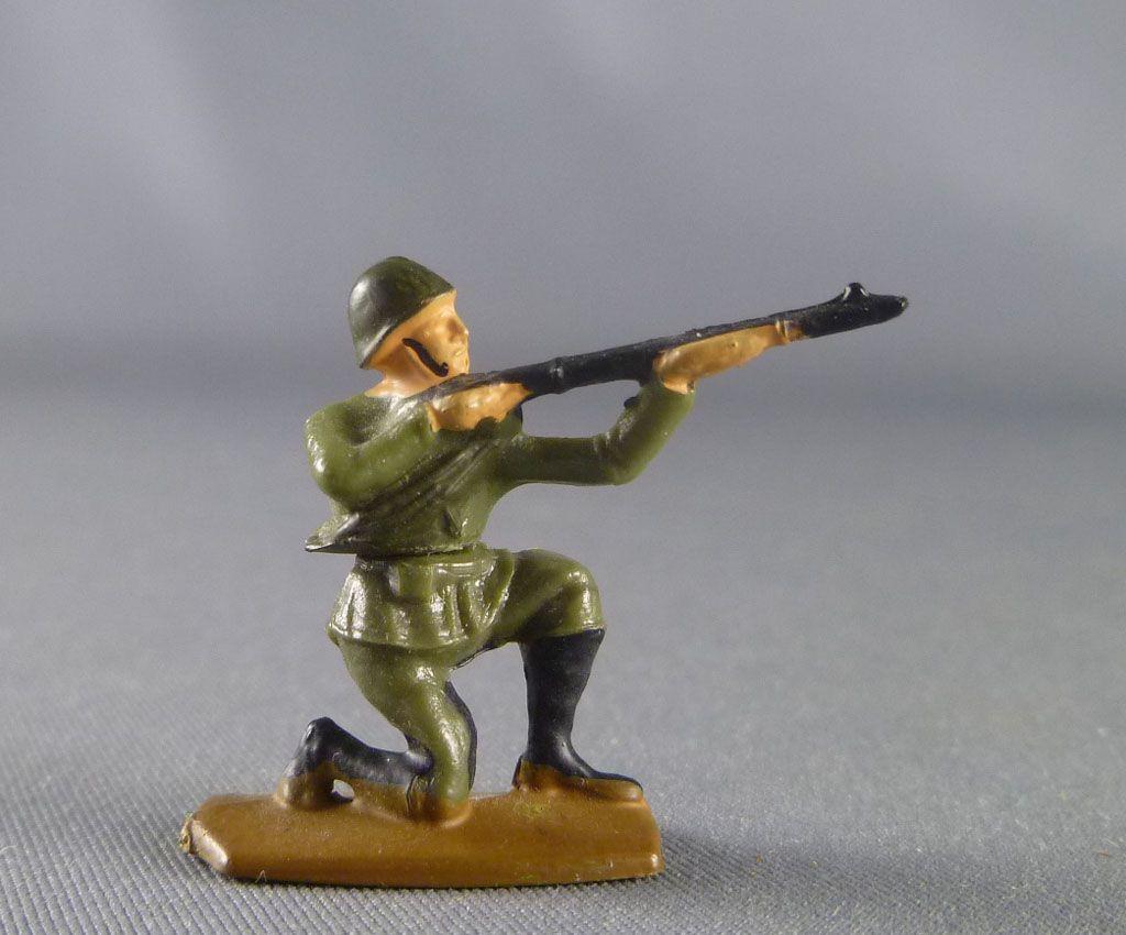 Jim - 28mm Démontable - Armées Modernes - Russe tireur fusil
