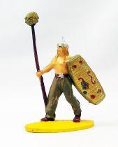 Jim - Antiquité - Guerrier Gaulois avec Etendard