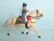 Jim - Empire - Cavalier Napoléon redingotte pointant du doigt