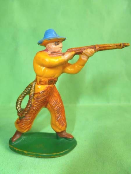 Jim - Far-West - Cow-boys - Piéton Tireur fusil debout