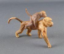 Jim - La Jungle - Chimpanzé & bébé