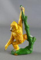 Jim - La Jungle - Oran Outang avec arbre
