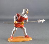 Jim - Moyen Age - Piéton 1ère série Lance pointée en avant