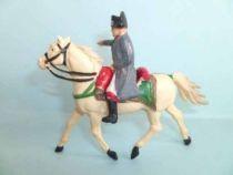 Jim - Napoleonic - Mounted Napoleon in coat pointing finger