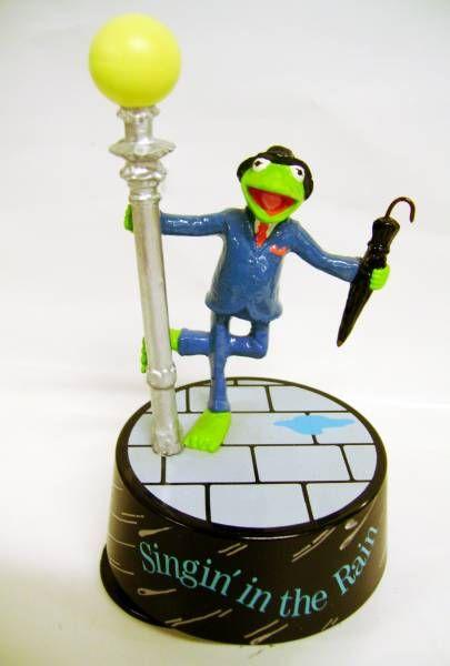 Jim Henson\'s Muppets - Music box  - \'\'Singin\'in the Rain\'\' Kemit