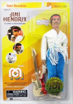 "Jimi Hendrix - Figurine \""Music Icons\"" 20cm - Mego"