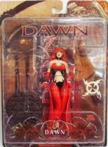 J.M. Linsner\'s Dawn - Dawn (red dress) - Diamond