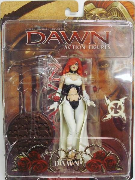 J.M. Linsner\'s Dawn - Dawn (white dress) - Diamond