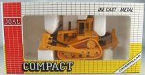 Joal 220 Caterpillar Tracteur avec Chenilles D-10 1/70 Neuf Boite