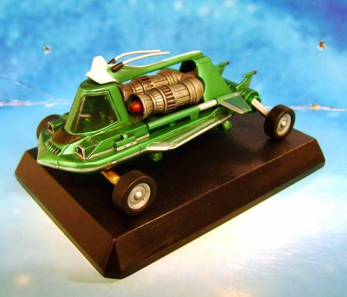 Joe 90 -  Konami série 2 - Mac\'s Jet Car  (Mint with box)