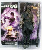 "John Carpenter\'s The Fog - Captain Blake - 8\"" clothed retro figure - NECA"