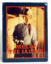 John Wayne (Pals of the Saddles) - Boite à Musique - Republic Western (Hamilton Giftd Ltd)