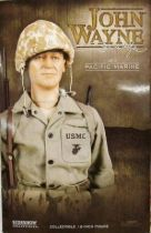 John Wayne as Pacific Marine - Sideshow