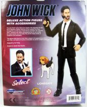 John Wick - Action-figure Diamond Select - John Wick (Keanu Reeves)