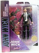 John Wick - Diamond Select Action-Figure - John Wick (Keanu Reeves)