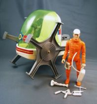 Johnny Apollo - Marx Toys - Space Crawler avec Mark Apollo (1968) 01