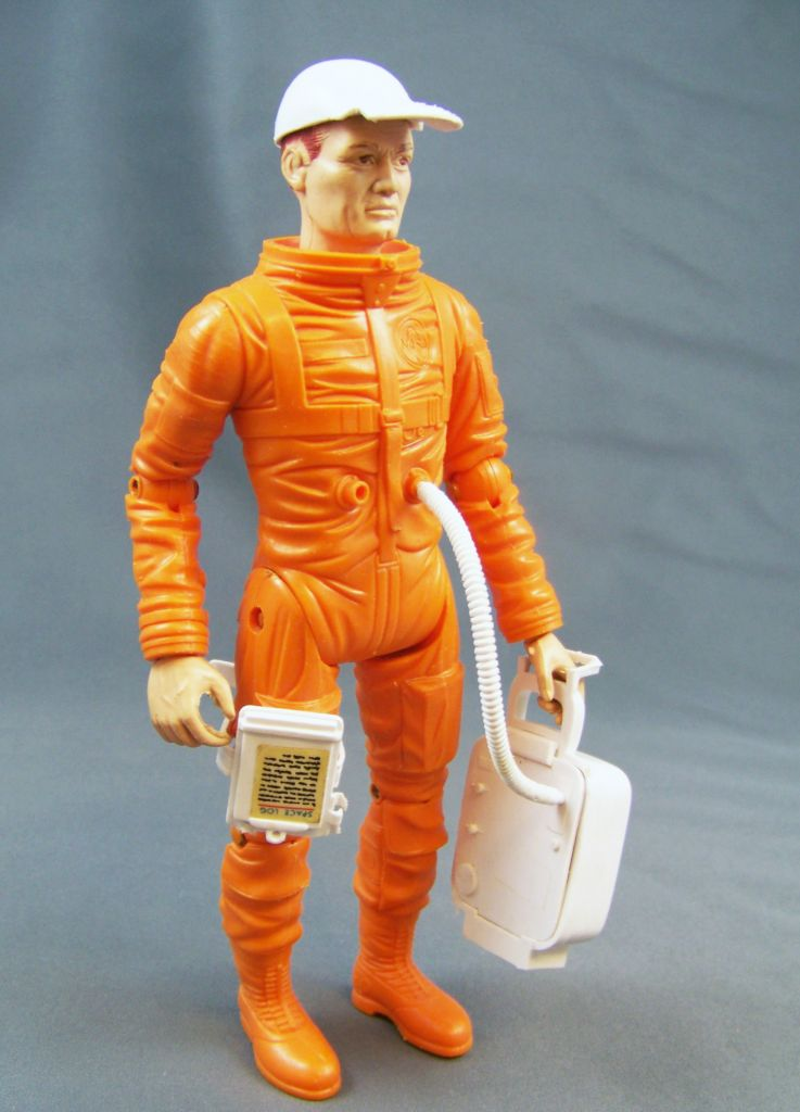Johnny Apollo - Marx Toys - Space Crawler avec Mark Apollo (1968) 04