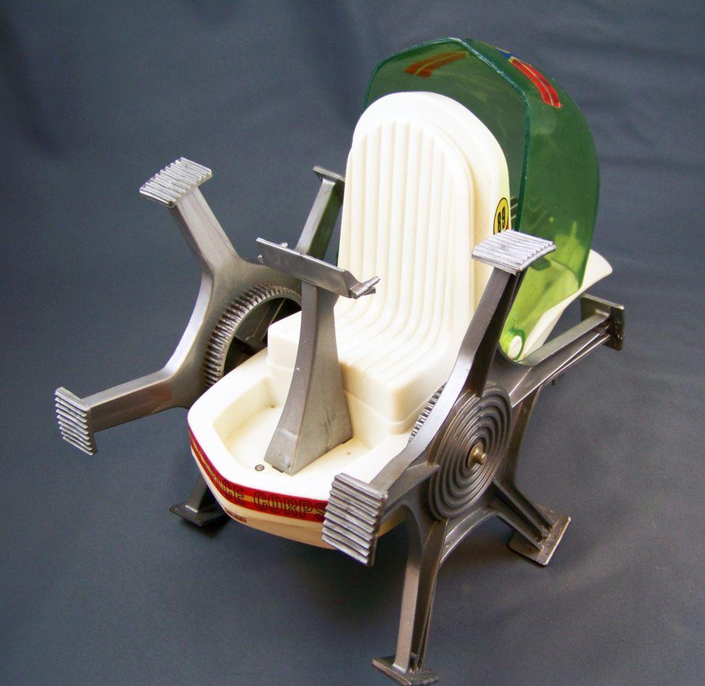 Johnny Apollo - Marx Toys - Space Crawler avec Mark Apollo (1968) 10