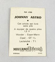 Johnny Astro - Topper Toys / Tri-ang - A Unique Space Age Toy. Ref.4700 (Mint in Box)